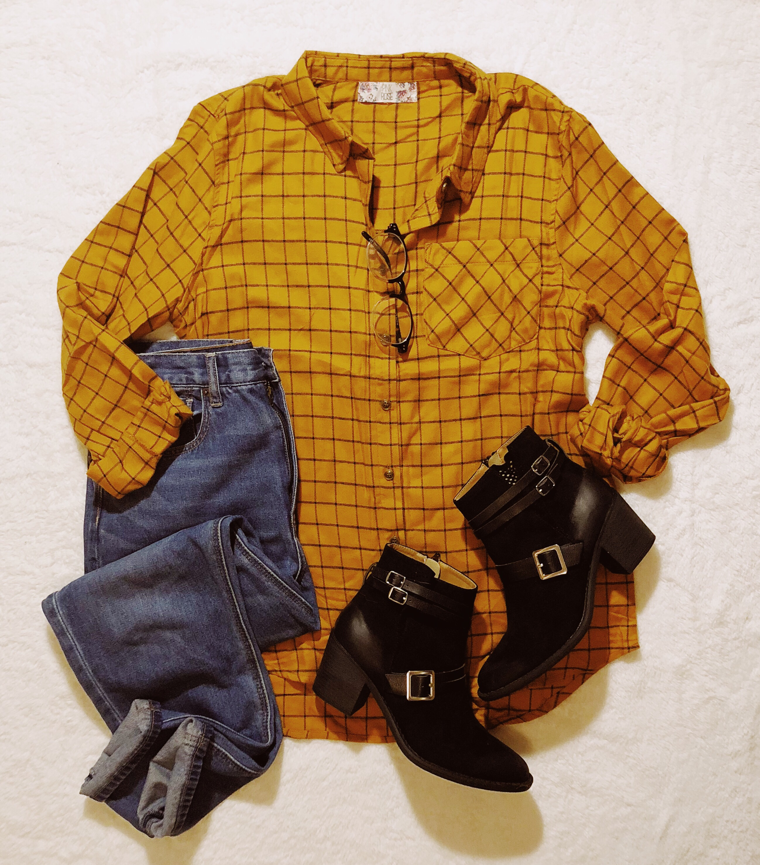 Outfits Of The Week: College Edition 💛🌼🍃