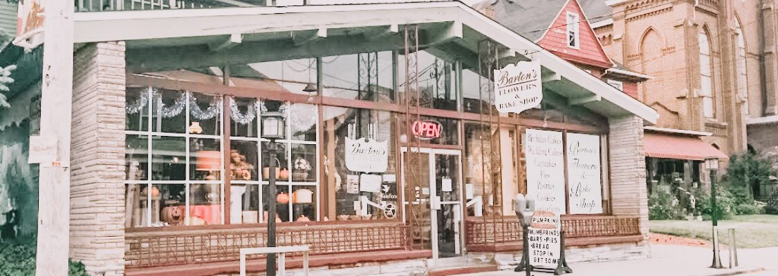 A Must Try Pittsburgh Bakery |Barton's Flowers & Bake Shop
