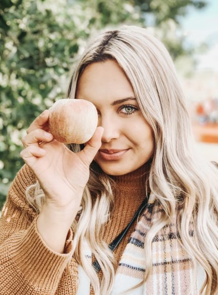 Apple Picking | LexTober