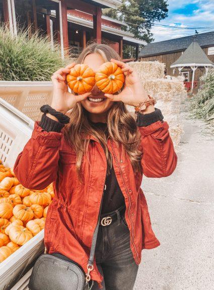 An Afternoon at A Fall Market | LexTober